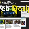 Glass Generation Web Design